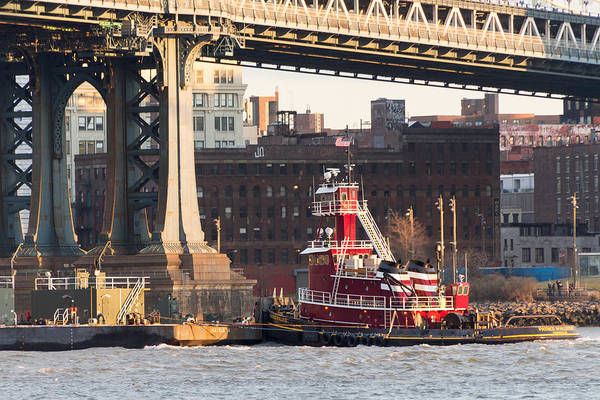 Photograph - Tug Boat Patrice Mcallister by SR Green