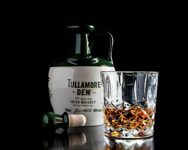 Tullamore D.e.w. Still Life Art Print