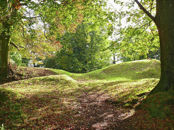 Photograph - Tullyhogue Fort by Colin Clarke