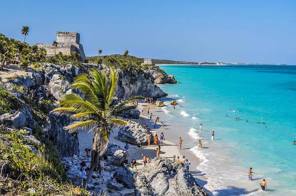Quintana Roo Photograph - Tulum by Pelo Blanco Photo