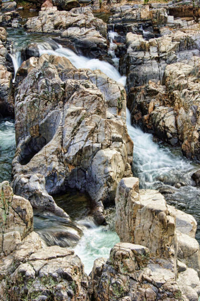 Photograph - Tumbling Waters by Cricket Hackmann