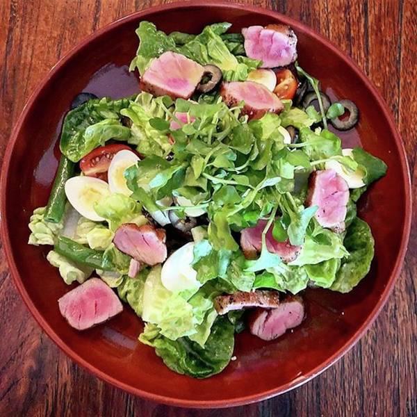 Photograph - Tuna Salad by Arya Swadharma