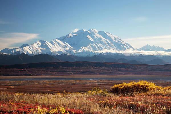 Photograph - Tundra Sound by Ed Boudreau