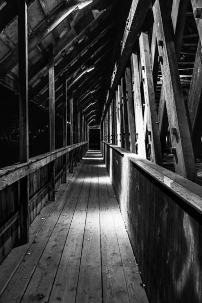 Frankenmuth Photograph - Tunnel Vision by Michael Tucker