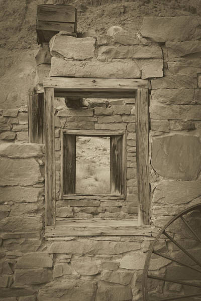 Photograph - Tunnel Vision by Teresa Wilson