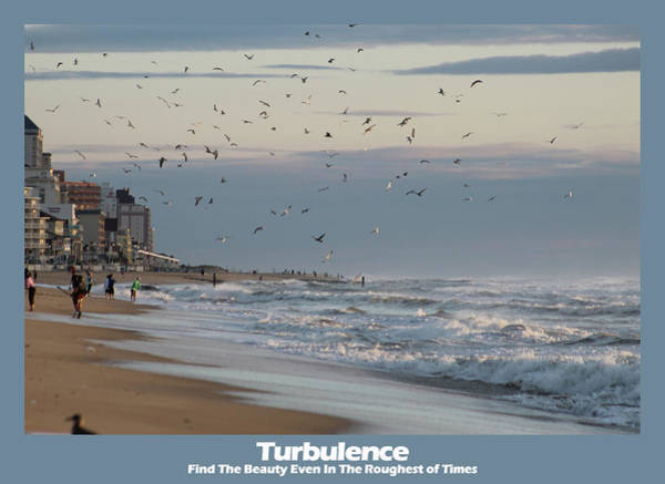 Photograph - Turbulence by Robert Banach