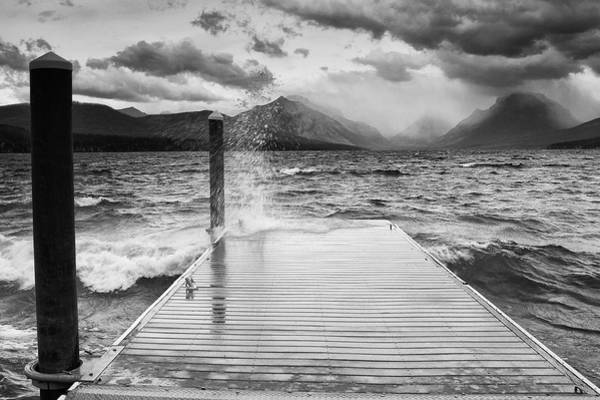Montana Wall Art - Photograph - Turbulent Waters by Ansel Siegenthaler