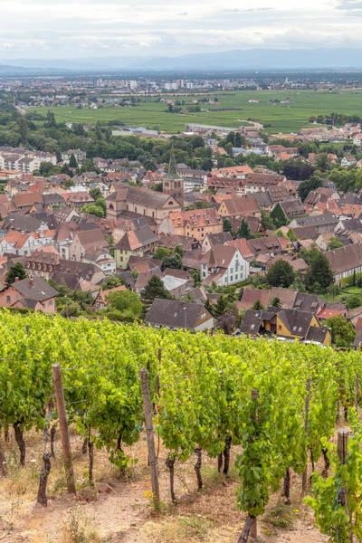 Alsace Wall Art - Photograph - Turckheim by W Chris Fooshee