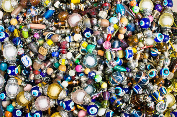 Pendant Photograph - Turkish Jewellery by Tom Gowanlock