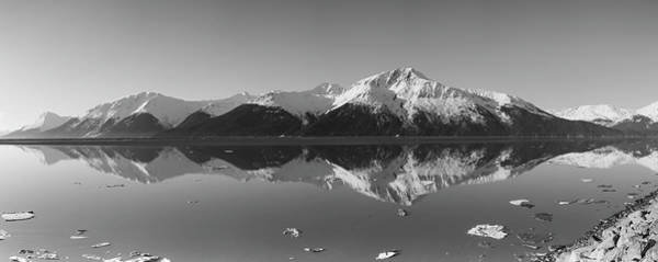 Photograph - Turnagain Reflect by Ed Boudreau