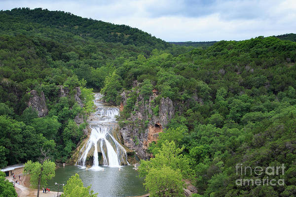 Photograph - Turner Falls  by Richard Smith