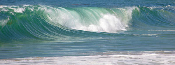 Photograph - Turquoise Surf by Cliff Wassmann
