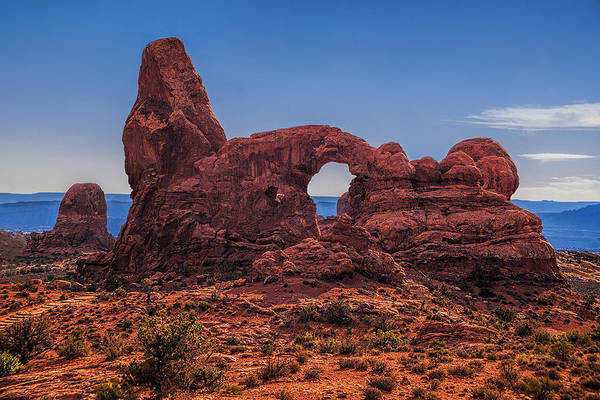 Wall Art - Photograph - Turret Arch by Andrew Soundarajan