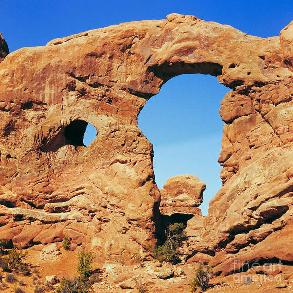 Photograph - Turret Arch by Robert and Jean Pollock