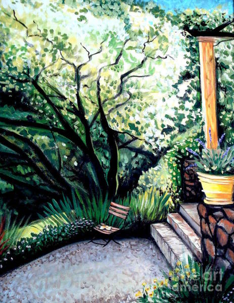 Painting - Tuscan Gold by Elizabeth Robinette Tyndall
