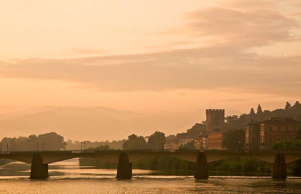 Photograph - Tuscan Sunrise by Mick Burkey