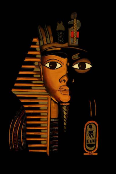Ancient Egypt Photograph - Tutankhamun by Mark Rogan