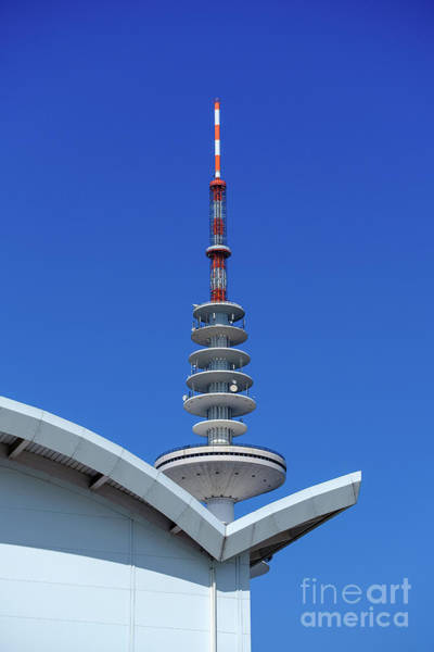 Photograph - Tv Tower by Marina Usmanskaya