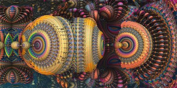 Wall Art - Digital Art - Tw 218 by Kaleb Larsen
