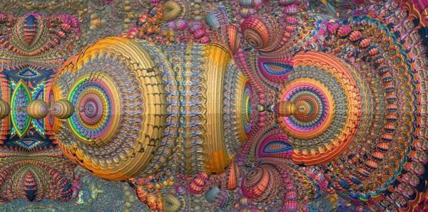 Wall Art - Digital Art - Tw 219 by Kaleb Larsen