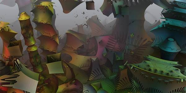 Wall Art - Digital Art - Tw 250 by Kaleb Larsen