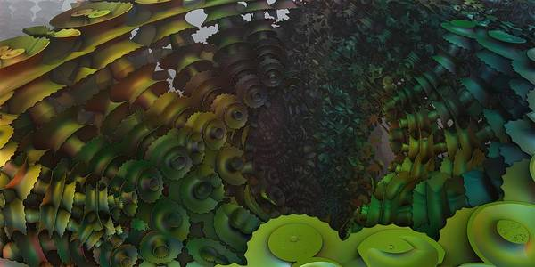 Wall Art - Digital Art - Tw 269 by Kaleb Larsen