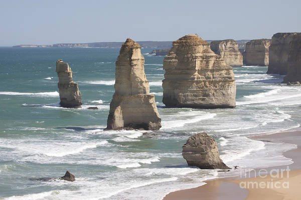 Photograph - Twelve Apostles - Great Ocean Road by Karen Van Der Zijden