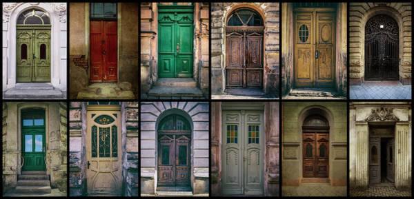 Wall Art - Photograph - Twelve Gates Of My Hometown by Jaroslaw Blaminsky