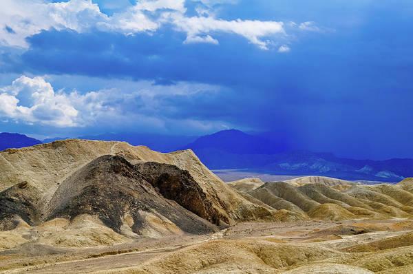 Photograph - Twenty Mule Team Canyon Landscape by Kyle Hanson