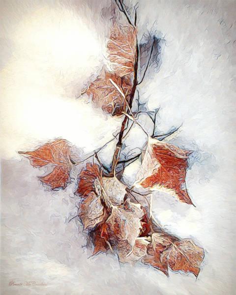 Digital Art - Twigged by Pennie McCracken