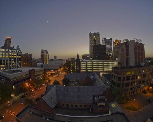 Photograph - Twilight Birmingham by Just Birmingham