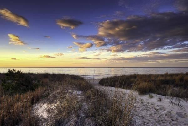 Photograph - Twilight Dune II by Pete Federico