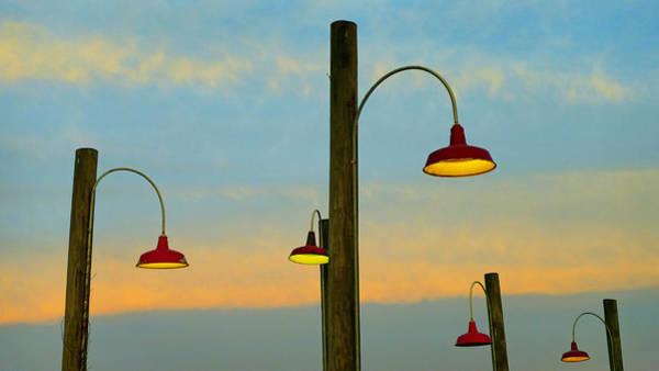 Photograph - Twilight Invasion by Skip Hunt