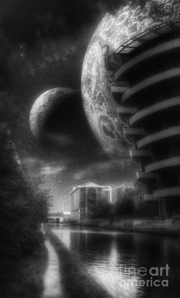 Digital Art - Twilight by Abbie Shores
