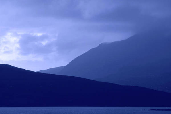 Photograph - Twilight by Peter OReilly