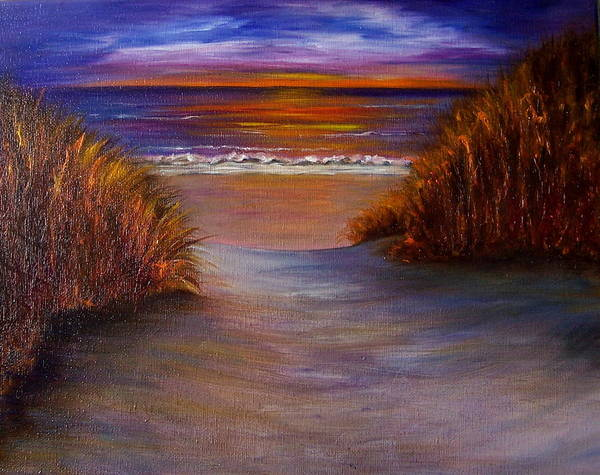 Painting - Twilight Reflections Sold by Susan Dehlinger