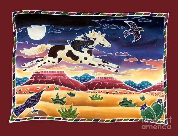 Sw Painting - Twilight Ride by Harriet Peck Taylor