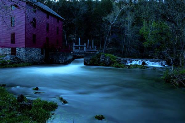 Photograph - Twilight Spring by Steve Stuller