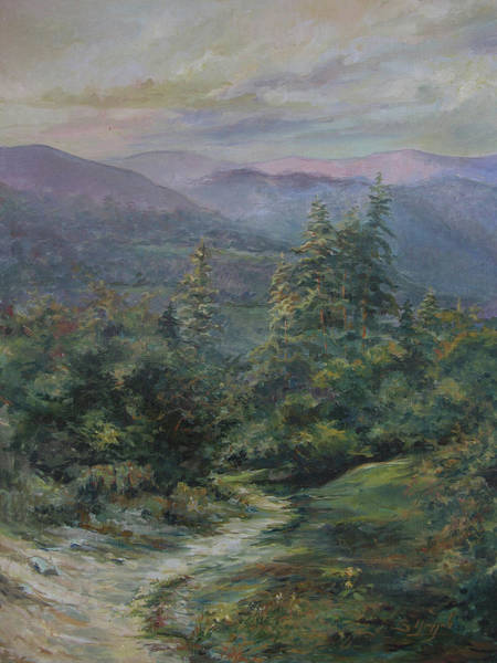 Painting - Twilight by Tigran Ghulyan
