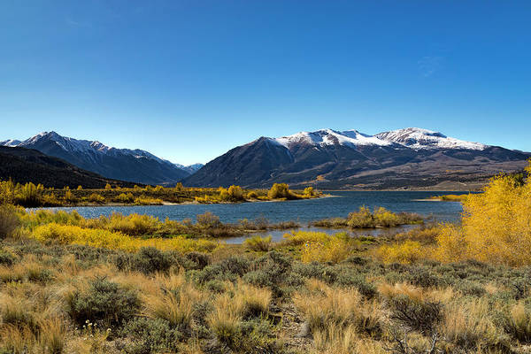 Photograph - Twin Lakes Colorado by Jemmy Archer