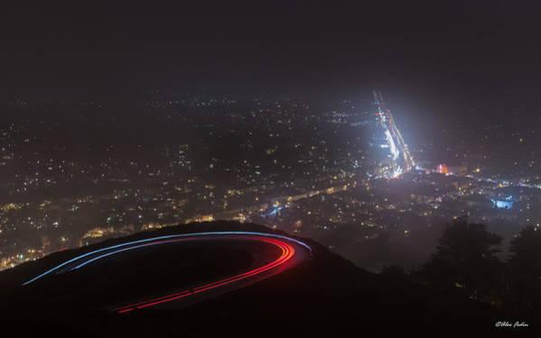 Photograph - Twin Peaks by Alexander Fedin