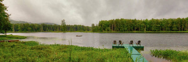 Photograph - Twin Ponds Landscape by David Patterson