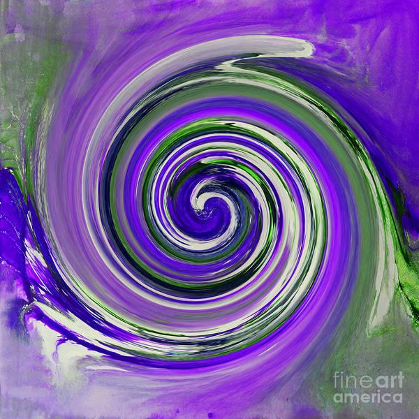 Twirl Painting - Twirl 02c by Gull G