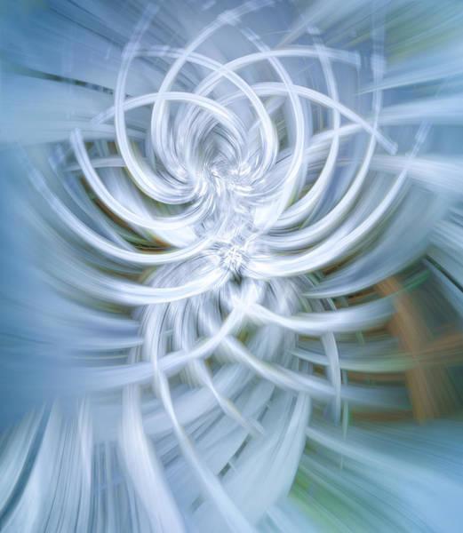 Digital Art - Twirl Dreamweaver 113 by Mary Almond
