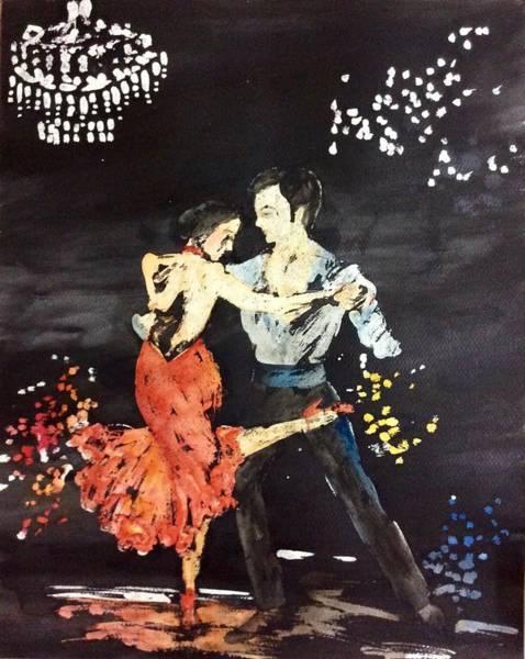 Painting - Twist by Elizabeth Mundaden