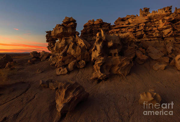 Hoodoos Photograph - Twisted by Mike Dawson