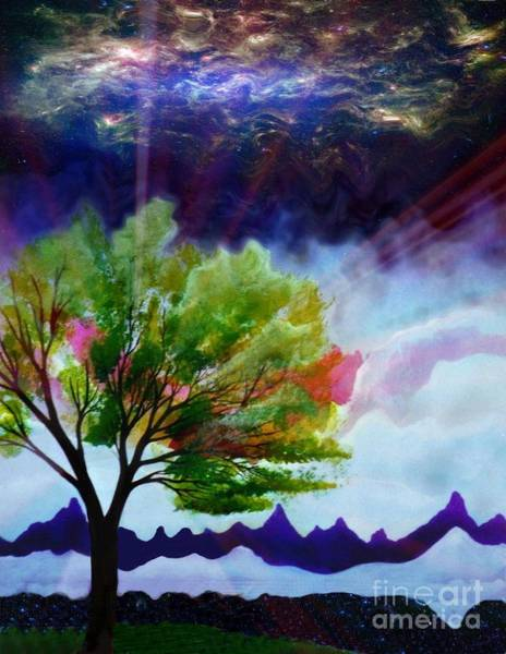 Painting - Twlight by David Neace