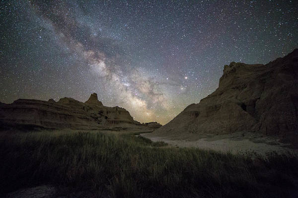 Photograph - Two Buttes And A Beaut by Aaron J Groen