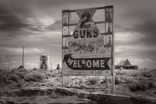 Photograph - Two Guns by Jim Moss