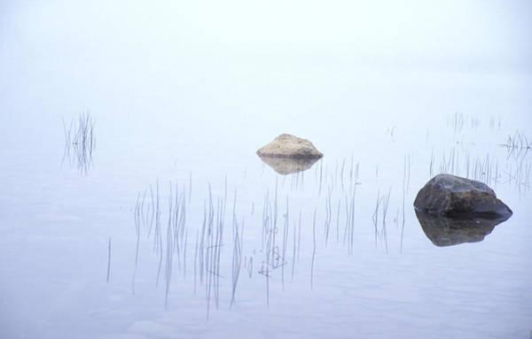 Photograph - Two Rocks by Jim Dollar